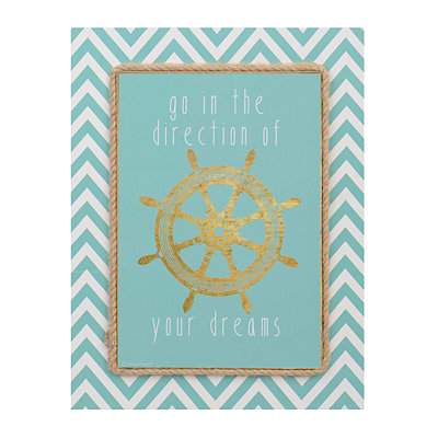 Direction of Your Dreams Canvas Art Print