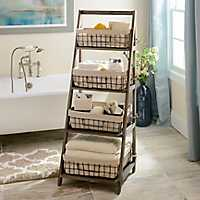 Storage Basket Shelves