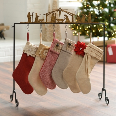 Hunting Christmas Stockings