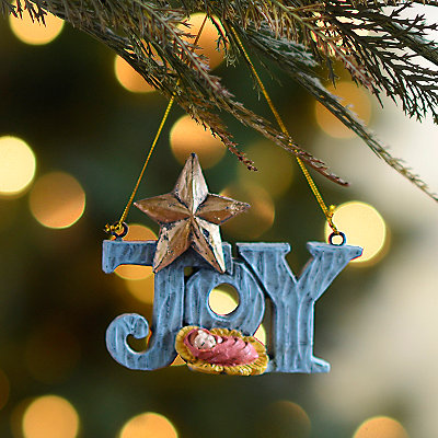 Joy of the Season Ornament