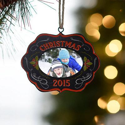 Christmas 2015 Photo Ornament