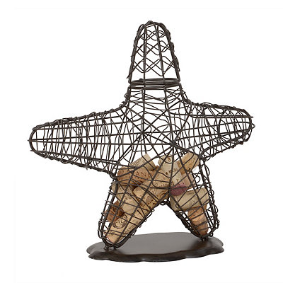 Starfish Cork Holder