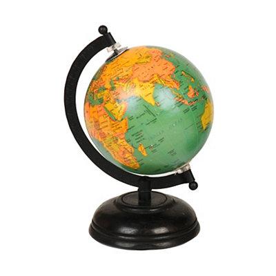 Small Green Globe