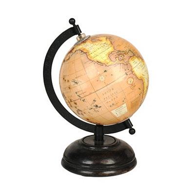 Small Peach Globe