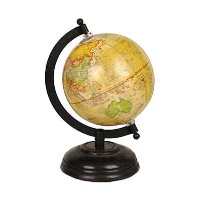 Small Tan Globe