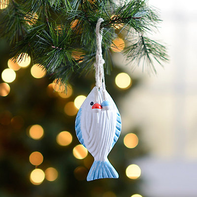 Fresh Catch Ornament