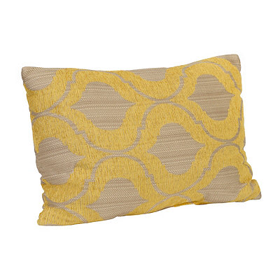 Yellow Vanness Accent Pillow