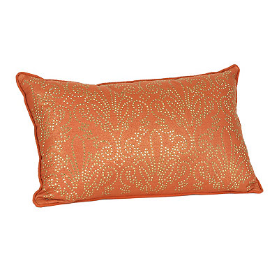 Spice Studded Juliana Accent Pillow