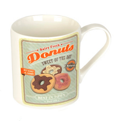 Best in Town Donuts Mug