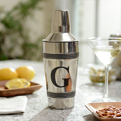 Monogram G Cocktail Shaker