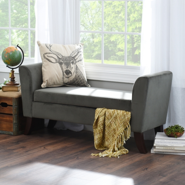 Bench Seating In Front Of Kitchen Windows Use Different: Home Furniture