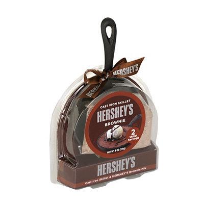 Hershey's Brownie Skillet