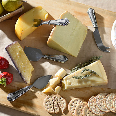 Global Market Classic 4-pc. Cheese Server Set
