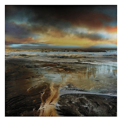 Evening Tide Canvas Art Print