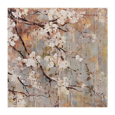 Floral Branches Canvas Art
