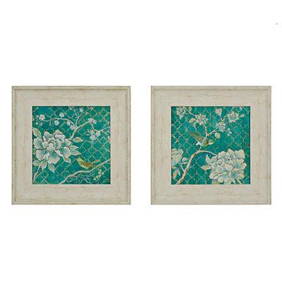 Daphne's Garden Framed Art Prints