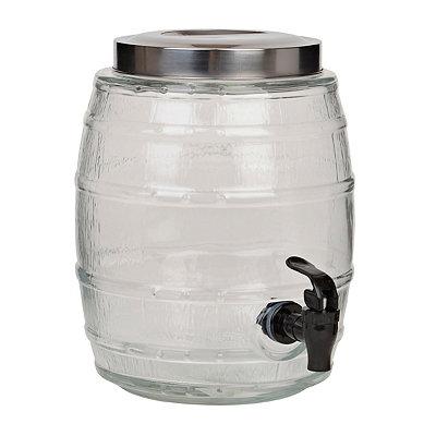Micro Barrel Beverage Dispenser