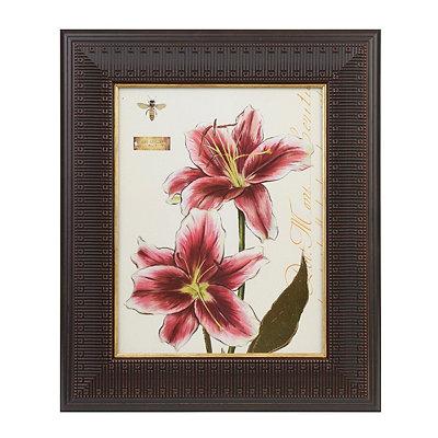 Botanical Atelier II Framed Art Print