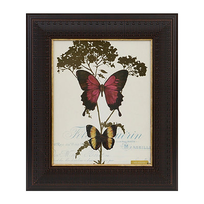 Botanical Atelier III Framed Art Print