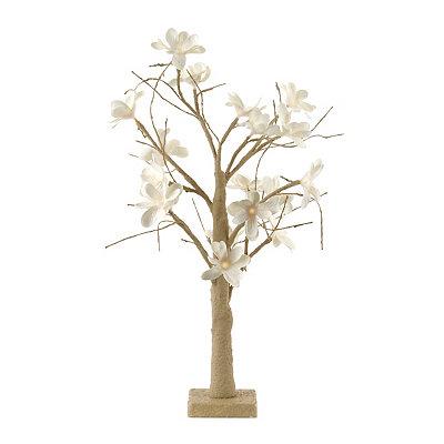 Pre-Lit Kapok Blossom Tree