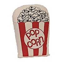 Vintage Movie Popcorn Pillow