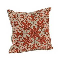Spice Ally Beads Pillow