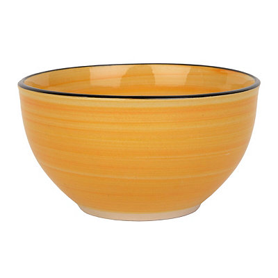 Yellow Color Vibes Bowl