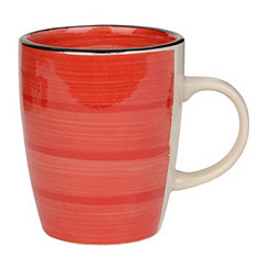 Red Color Vibes Mug
