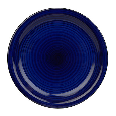 Blue Color Vibes Plate