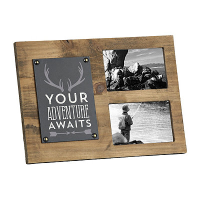 You Adventure Awaits Collage Frame