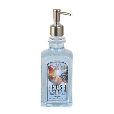 Fresh Cotton Hand Soap, Set of 2