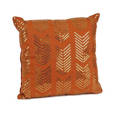 Spice Hadara Sequin Arrow Pillow