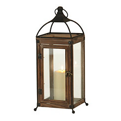 Wood and Iron Lantern