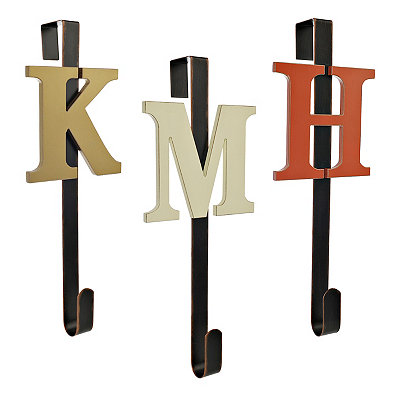 Monogram Wreath Hanger