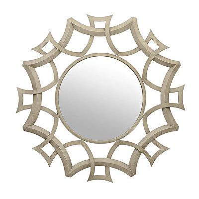 Taupe Monroe Mirror