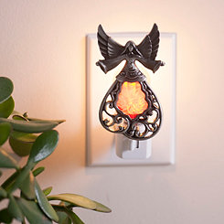 Birthstone Angel Night Lights