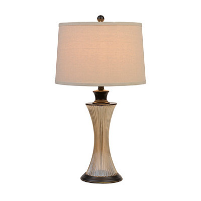 Fluted Curve Table Lamp