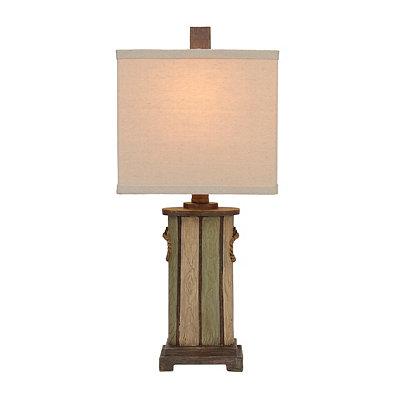 Coastal Colors Table Lamp