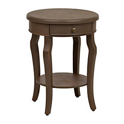 Providence Round Accent Table