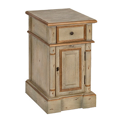 Victoria Chairside Accent Table