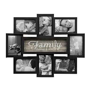 family forever 4x6 collage frame