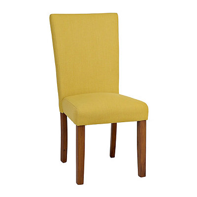 Yellow Zambia Parsons Chair