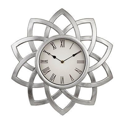 Silver Atomic Clock