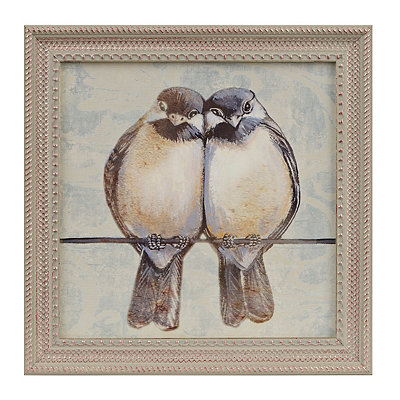 Love Birds II Framed Art Print
