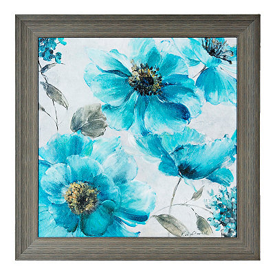Garden Enchantment Framed Art Print