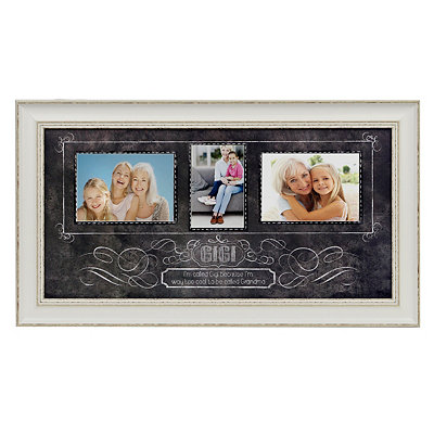 Too Cool Gigi 3-Opening Collage Frame
