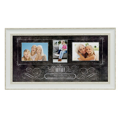 Too Cool Mimi 3-Opening Collage Frame