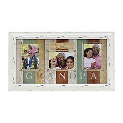Grandpa Hero Collage Frame
