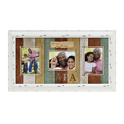 Papa Hero Collage Frame