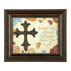 Be of Good Courage Shadowbox